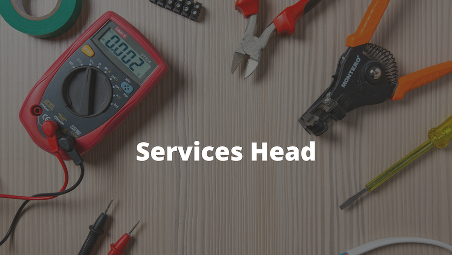 Services Head